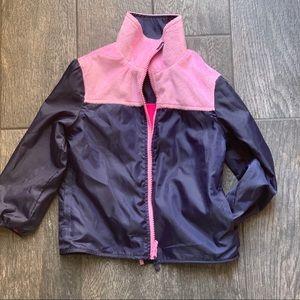 OshKosh B'gosh Jackets & Coats - $22 ‼️Reverse jacket for girls size 4T